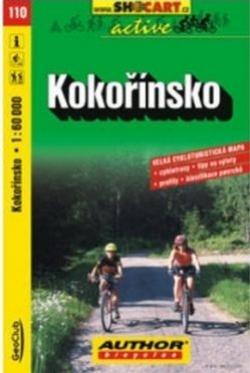 mapa cyklo Kokořínsko,110