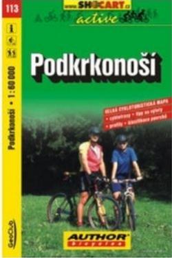 mapa cyklo Podkrkonoší,113