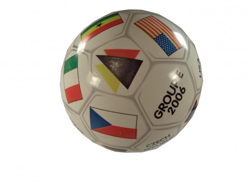 míč gumovy GROUP-E Germany 2006
