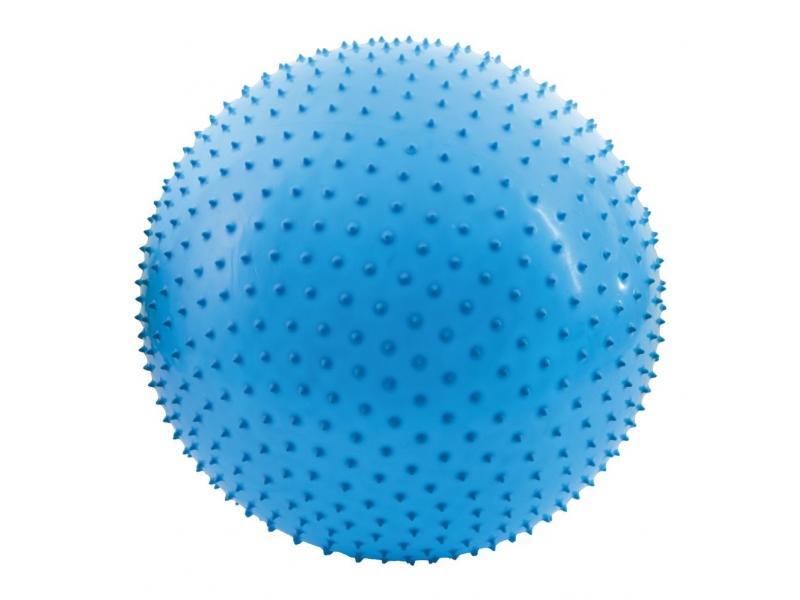 míč masážní Spokey SAGGIO FIT 65cm modrý