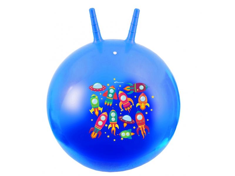 míč skákací Spokey SPACE QUEST 60cm