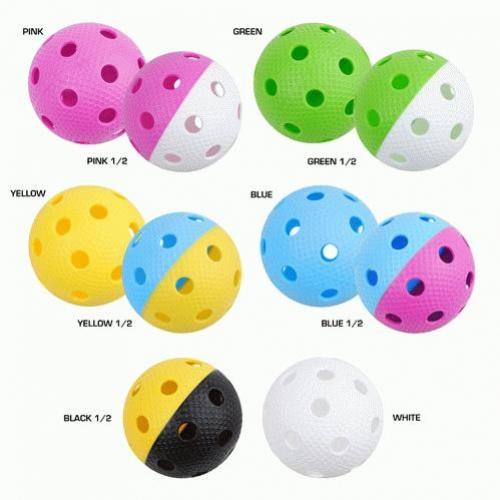 míček florbal Tempish Bullet zeleno/bílý