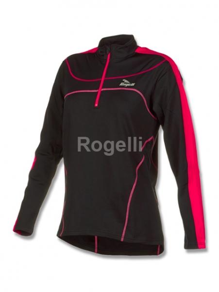 mikina dámská Rogelli MELS černá