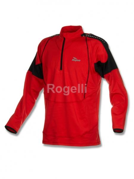 mikina pánská Rogelli POSEIDON červená