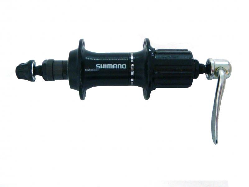 náboj Shimano FH-M30 zadní 36d 7r černý servisní balení