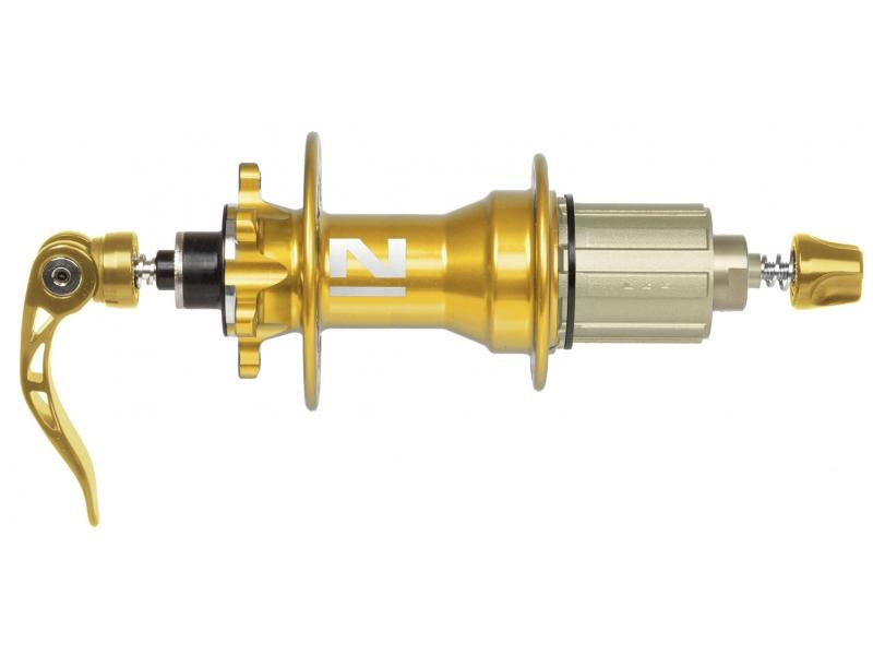 náboj Novatec D772SB/A Al 32d zadní zlatý