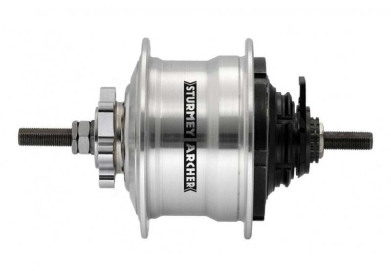 náboj Sturmey-Archer RX-RK5 5r. RX pro kotoučovou brzdu