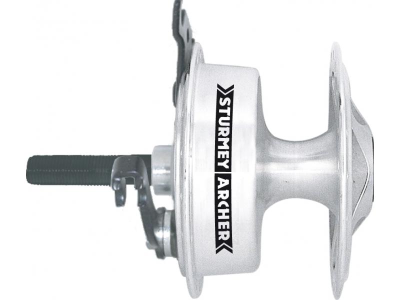 náboj Sturmey-Archer X-SD letmý,bubnová brzda 70mm, pevná osa pravý