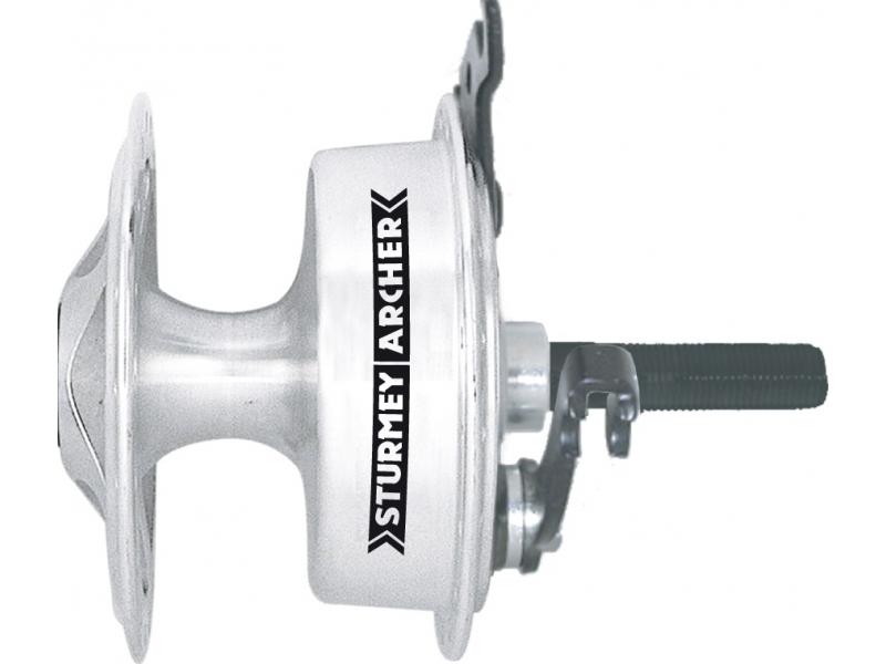 náboj Sturmey-Archer X-SD letmý,bubnová brzda 70mm, pevná osa levý