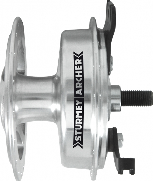 náboj Sturmey-Archer XL-SD letmý,bubnová brzda 90mm, pevná osa levý