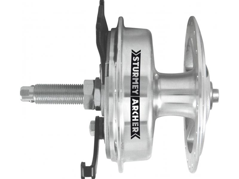 náboj Sturmey-Archer XL-SD letmý,bubnová brzda 90mm, RU osa pravý