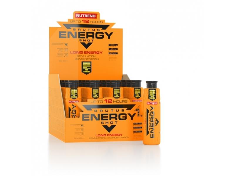 nápoj Nutrend Brutus Energy Shot 20x60ml