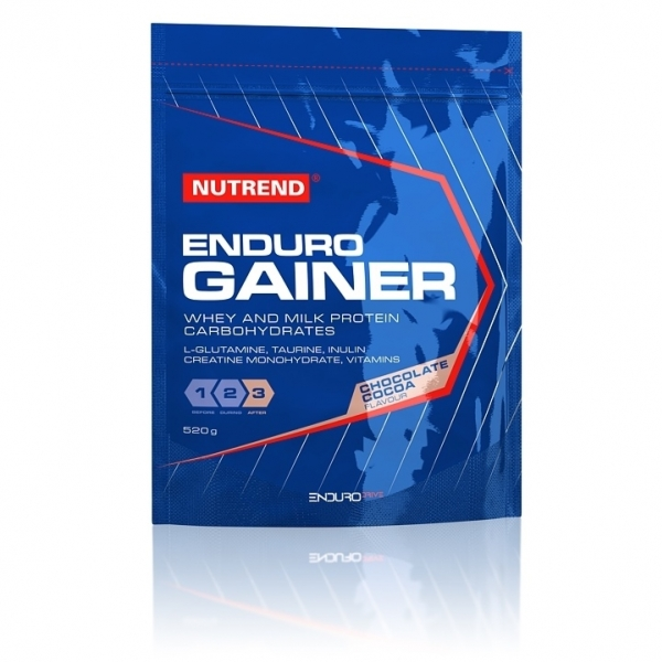 nápoj Nutrend ENDURO GAINER 520g jahoda