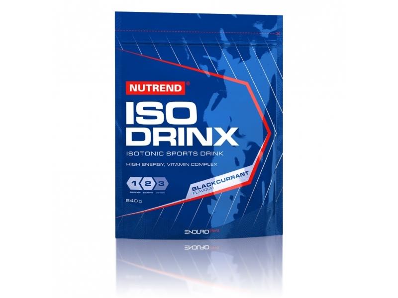 nápoj Nutrend ISODRINX 840g černý rybíz