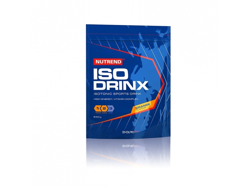 nápoj Nutrend ISODRINX 840g zelené jablko