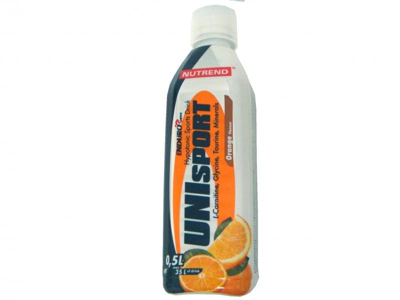 nápoj Nutrend Unisport 0.5l pomeranč