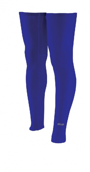 návleky na nohy BBB ComfortLegs modré