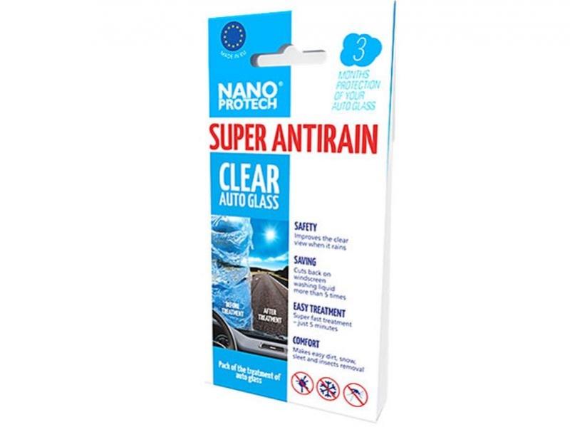 ochrana autoskel NANOPROTECH Super Antirain