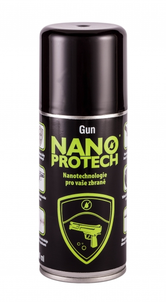 olej NANOPROTECH Gun spray 150ml