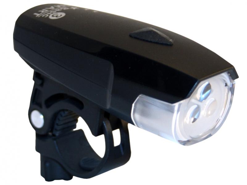 osvětlení přední SMART 111W 3 LED černé