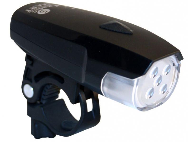osvětlení přední SMART 111W 5 LED černé