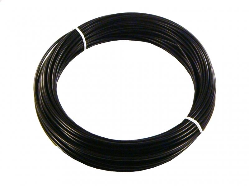 bowden řadicí 1.2/4.0mm SP 30m černý role