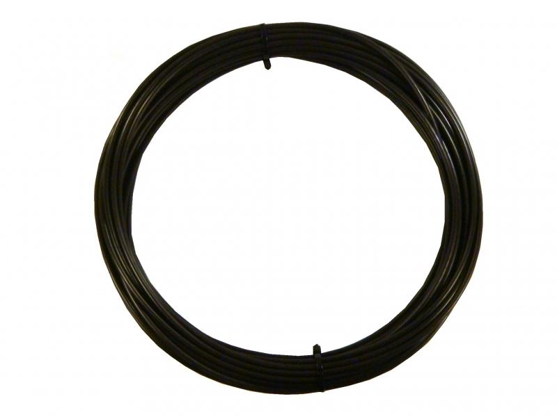 bowden řadicí TOPSTUF 5.0/1.2mm 25m carbon