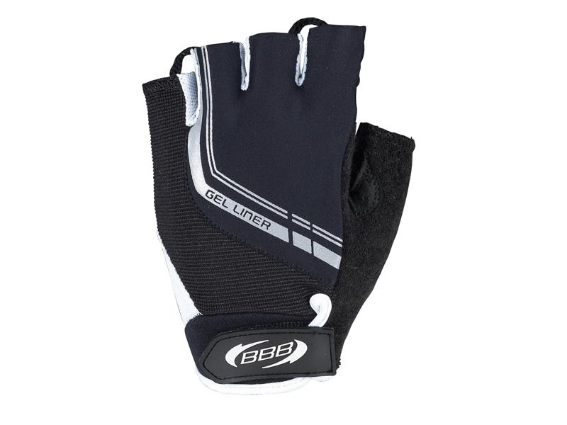 rukavice pánské BBB GelLiner černé