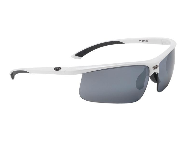 brýle BBB WINNER bílé