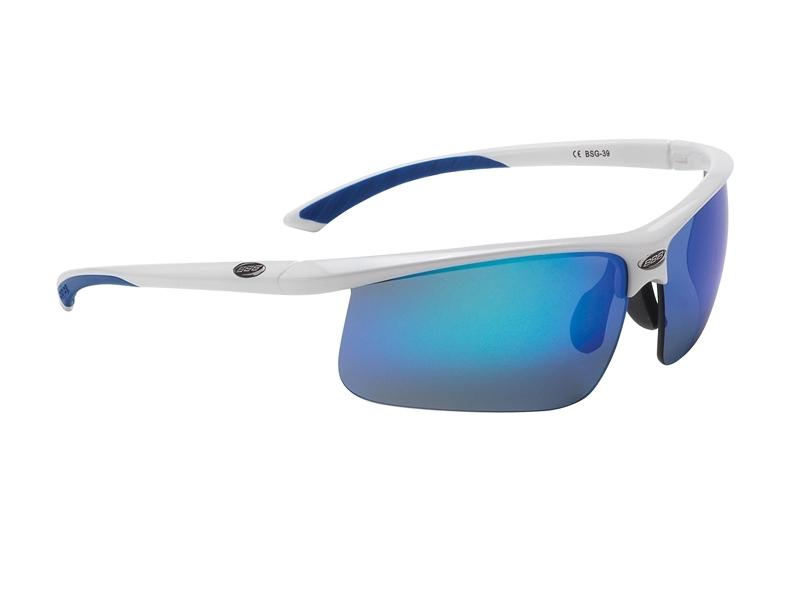 brýle BBB WINNER MLC bílé