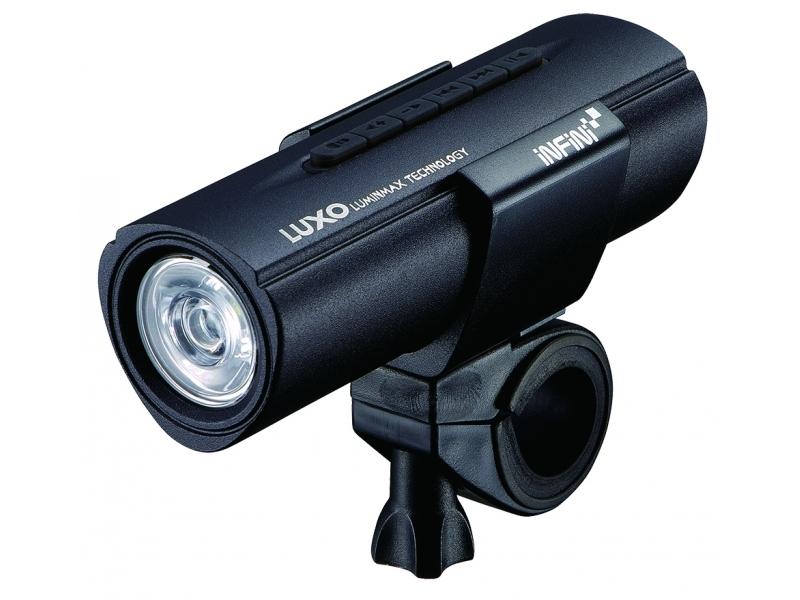 osvětlení přední INFINI LUXO MP3 1 LED 1W