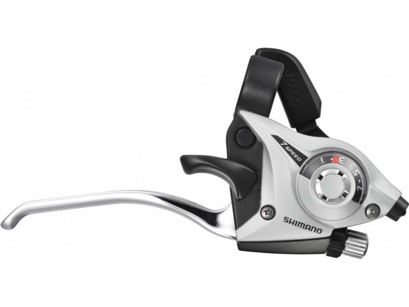 řadicí a brzdová páka Shimano ST-EF51 7p servisní balení