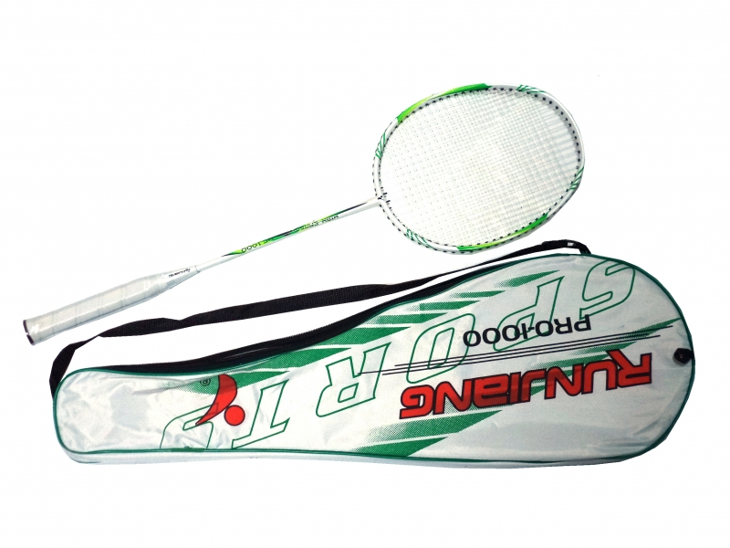pálka badminton Carbon