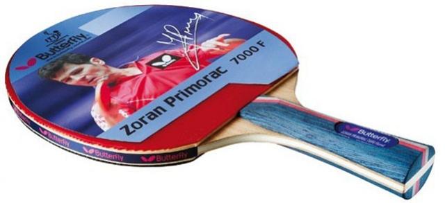 pálka na stolní tenis Butterfly Z.Primorac