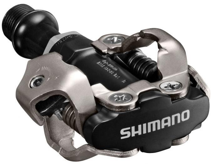 Pedály nášlapné Shimano PD-M540 - černé