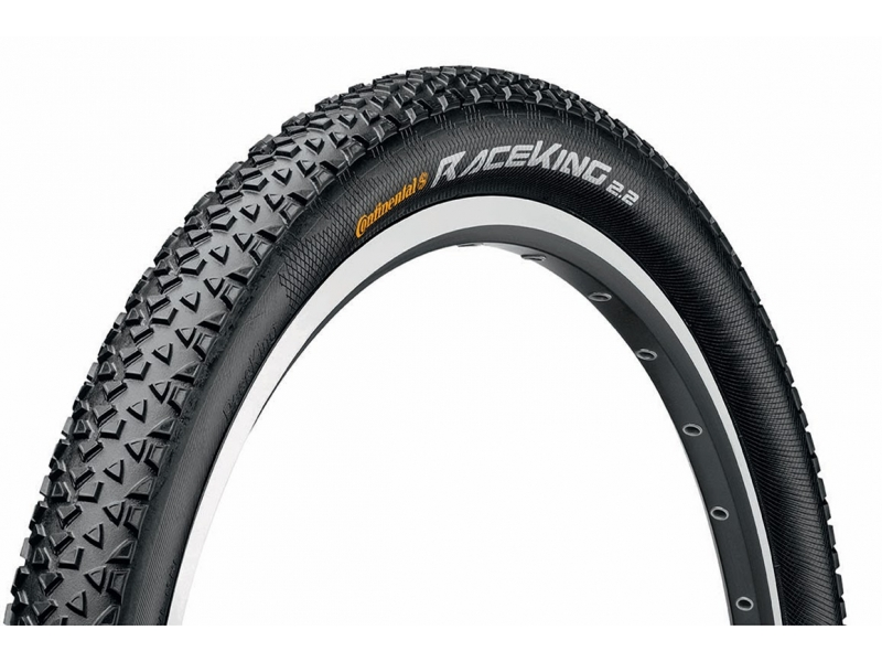 "plášť Continental Race King 26""x2.2/57-559 kevlar"
