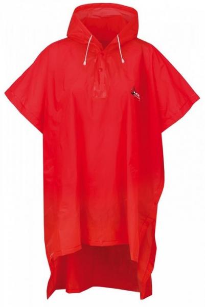 pláštěnka LOAP XION červená