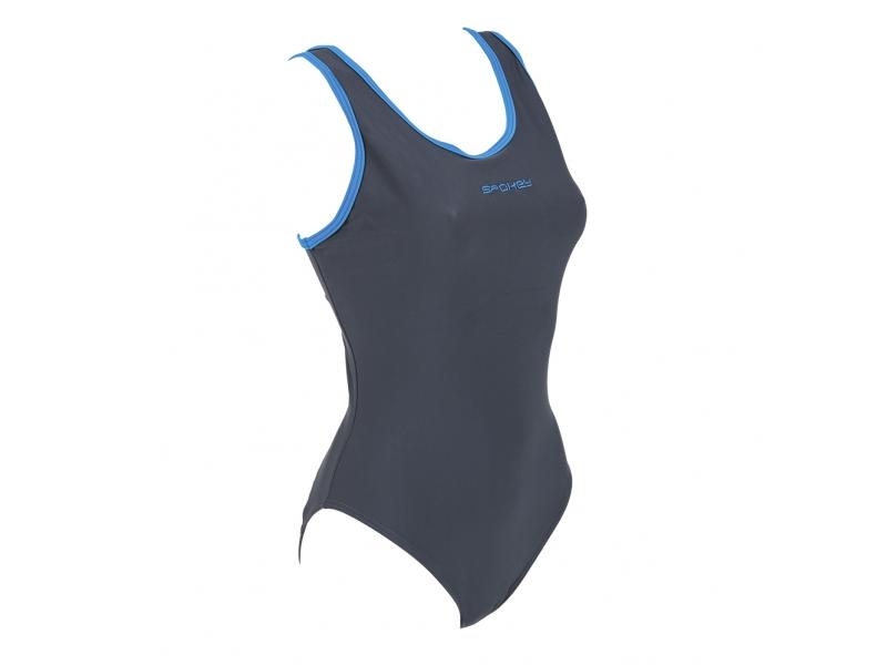 plavky dámské Spokey JAWA šedo/modré
