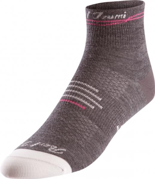 ponožky PEARL iZUMi ELITE z vlny šedé