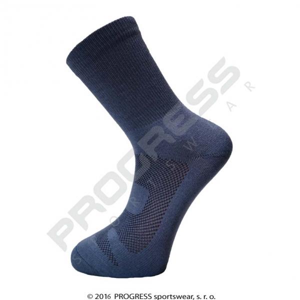ponožky Progress MANAGER bamboo šedé
