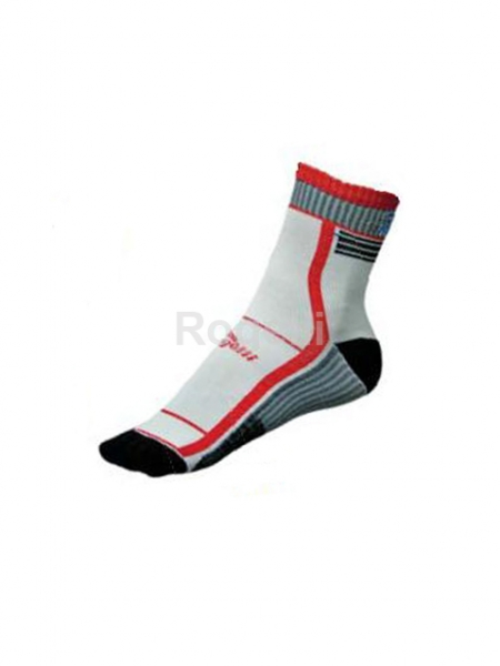ponožky Rogelli MERYL Q-label bílo/černé