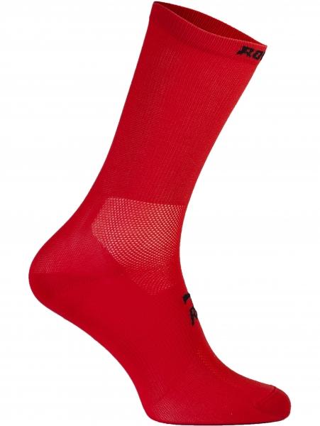 ponožky Rogelli Q SKIN antibakteriální červené