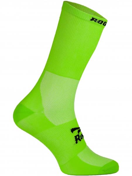 ponožky Rogelli Q SKIN antibakteriální zelené