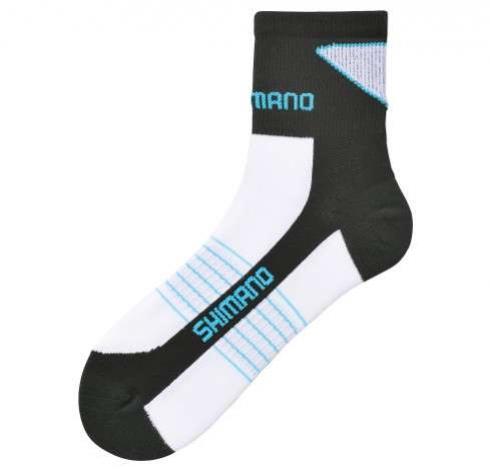 ponožky Shimano CWSCBSJP01U bílo/černé