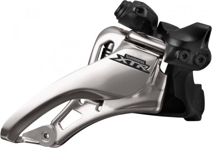 Přesmykač Shimano XTR FD-M9020 34,9 + 31,8, 28,6 (Front-Pull 66-69 objímka)