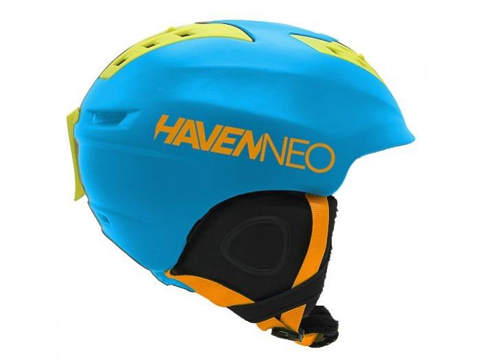 přilba lyžařská HAVEN Nexus NEO modrá