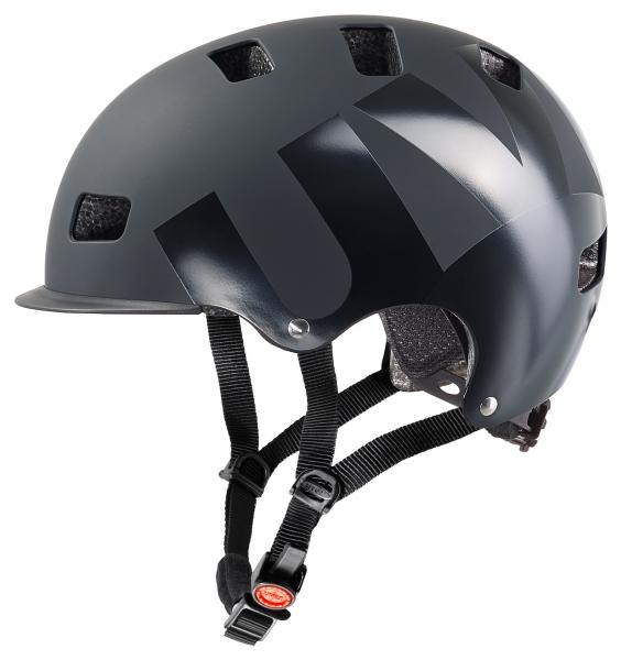 přilba UVEX HLMT 5 Bike Pro černá