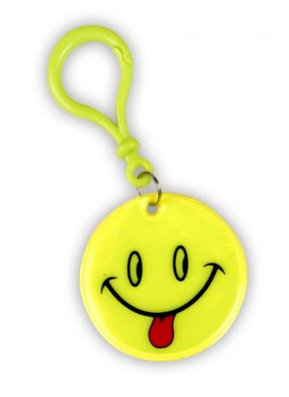 přívěšek reflexní Smile 833-01