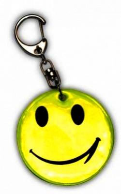 přívěšek reflexní Smile