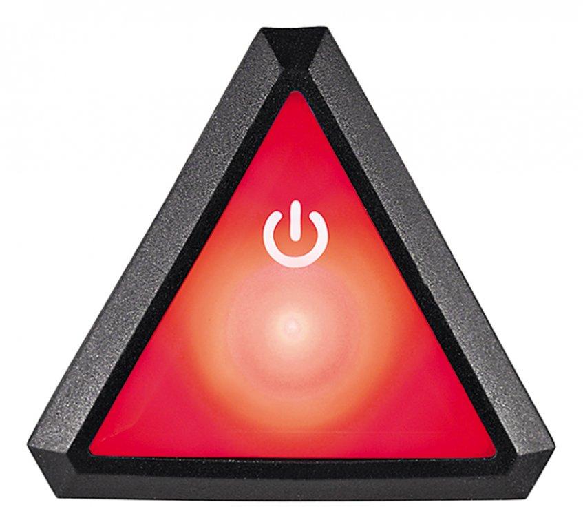 blikačka na přilbu UVEX Quatro, Quatro Pro